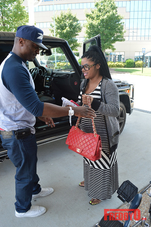 Rasheeda-Kirk-Frost-Leave-Hospital-with-Baby-Karter-5