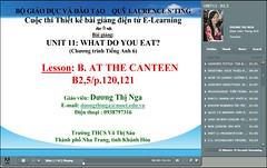 E-learning: English 6 Unit 11 What do you eat?