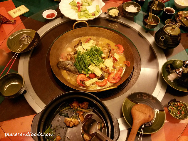 youmiqi seafood steamboat