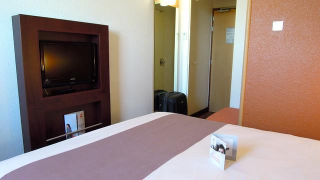 Hotel Ibis Bordeaux A Ef Bf Bdroport