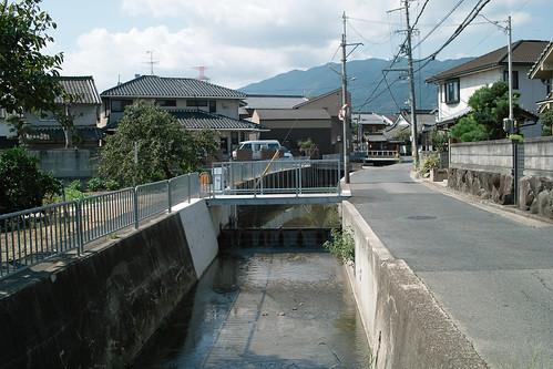 壺阪山にむけて