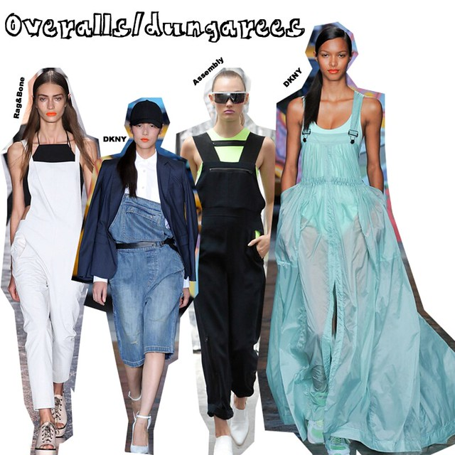 overalls-dungarees