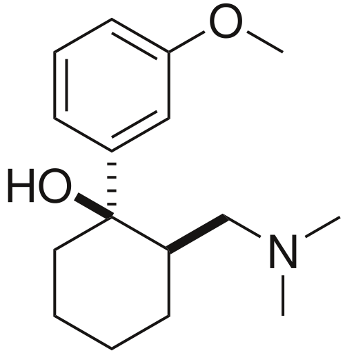 tramadol chemical structure