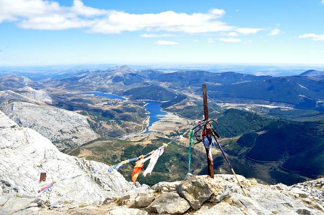 Desde la cima del Espigüete --- From Espigüete summit