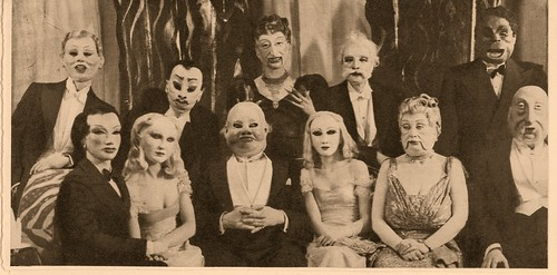 Masquerade Macabre