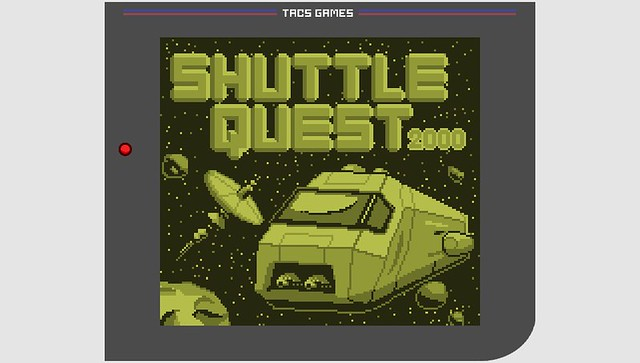 Shuttle Quest 2000 on PS Mobile