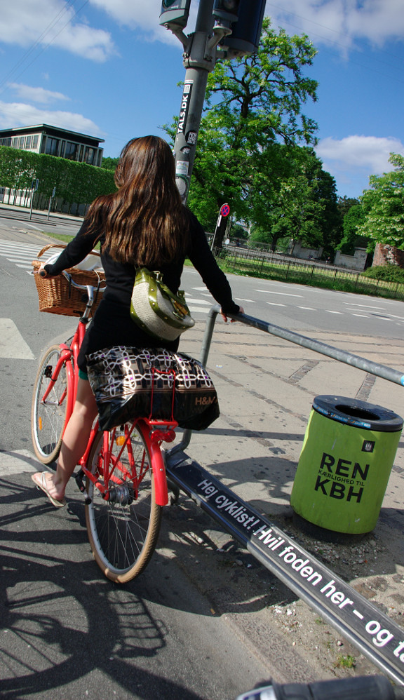 Cycle infrastructure in Copenhagen