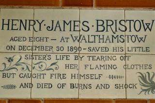 Henry James Bristow