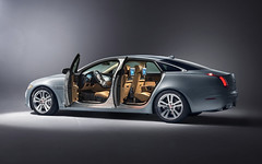 2014 Jaguar XJ Picture gallery