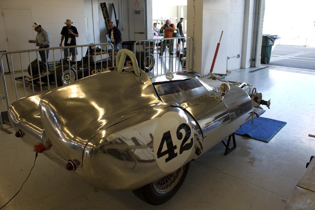1956 Lotus Eleven 3