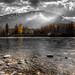 Similkameen RIver BC by Glen Eldstrom