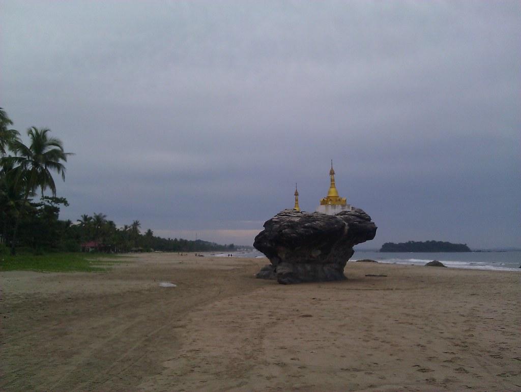 Ngwe Saung, Myanmar