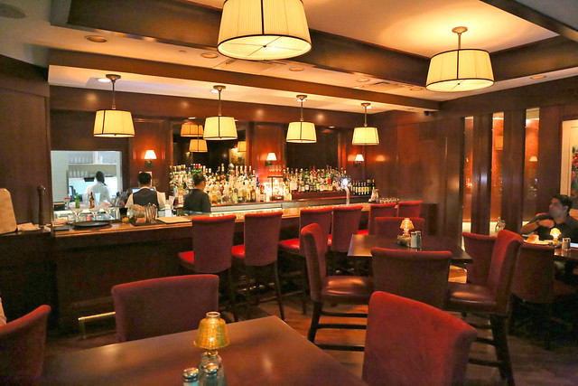 The Bar within Morton's
