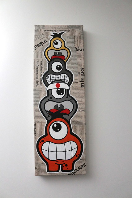 Totem Pole 3 - Go to Laos #3