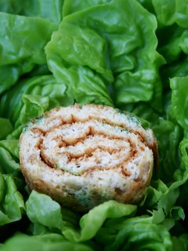 Torta de Bacalhau
