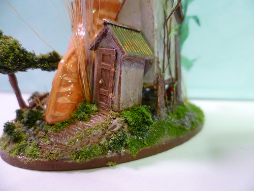 Orange Cottage 1:144