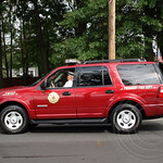 Chevy Fire Chief Vehicle, Piermont Fire Department, New York