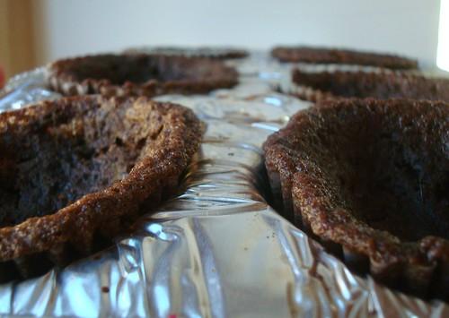 Fallen cupcakes
