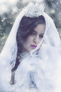 Winter's mourner