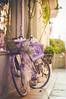 Pretty Bike [Explored] by marywilson's eye