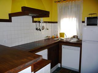 Ferienwohnung in Conil Küche