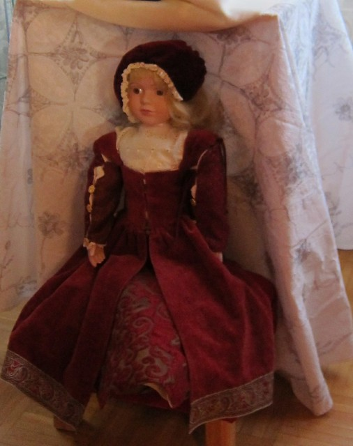Lucia Olavintytär -nukke
