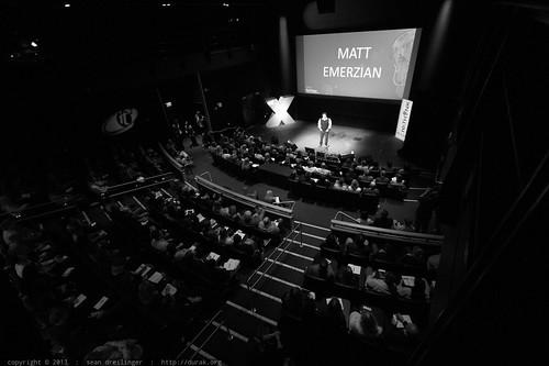 Matt Emerzian ? Host   TEDxSanDiego 2013