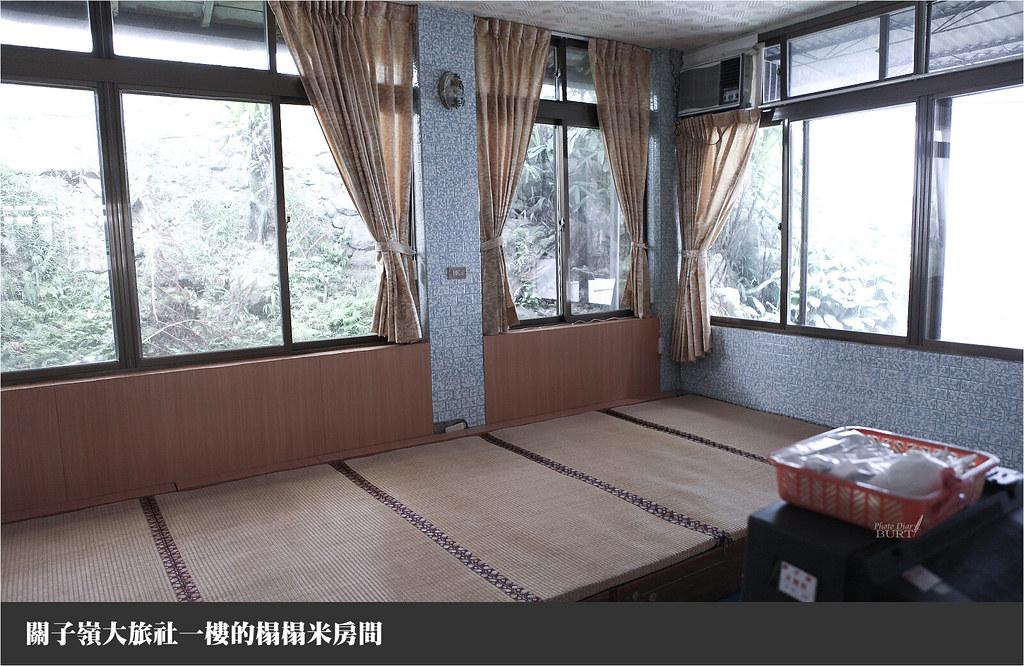 一樓榻榻米房間
