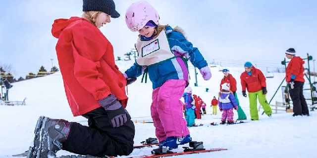 Apple Mt. Learn To Ski