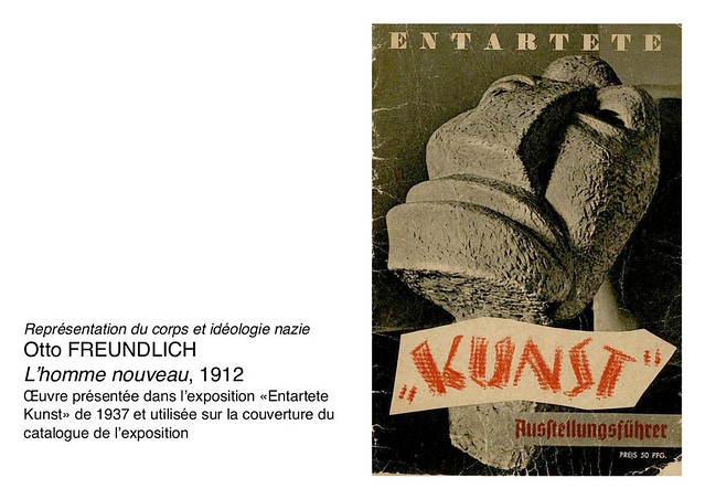 FREUNDLICH Otto, L'homme nouveau, 1912