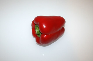 06 - Zutat Paprika / Ingredient bell pepper