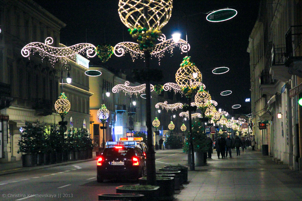 Christmas in Warsaw [2]