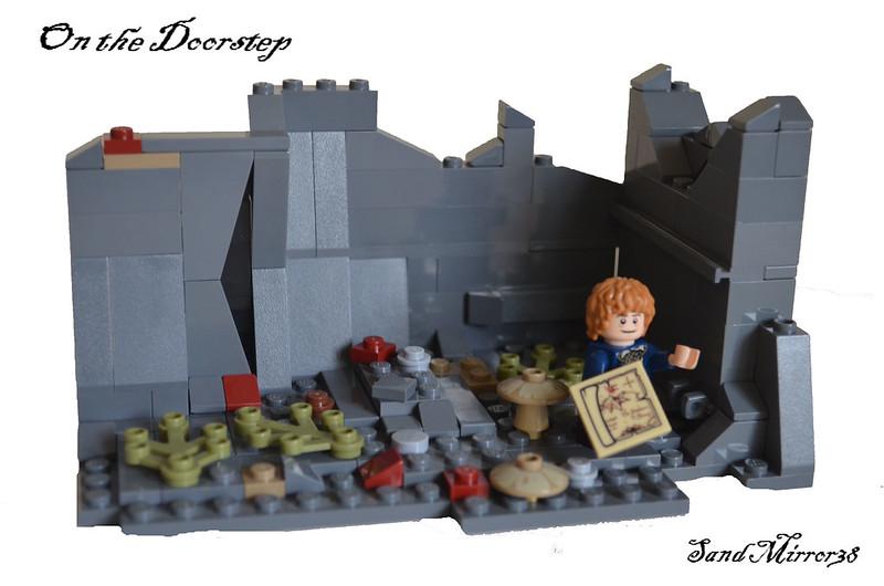 how to build a doorstep