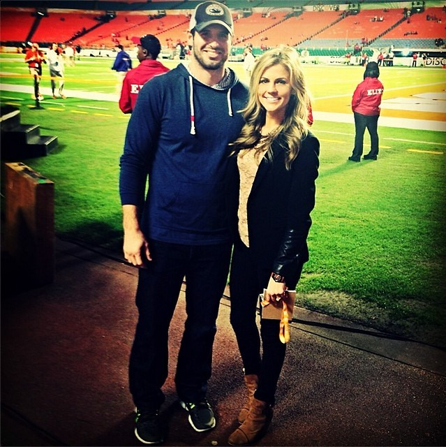 Christian Ponder Married Samantha Steele Ponder
