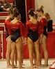 University of Arkanas Razorbacks vs Bridgeport and Western Michigan Gymnastics