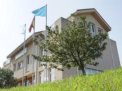 Fachada. Hotel Villanueva