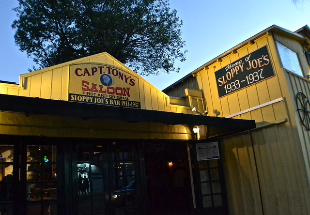 captain tony's saloon key west florida