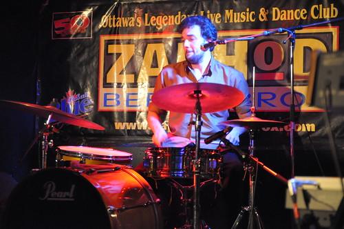 Riishi Von Rex at Zaphod Beeblebrox