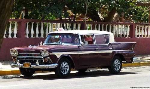 Rambler Ambassador Custom - Varadero, Cuba