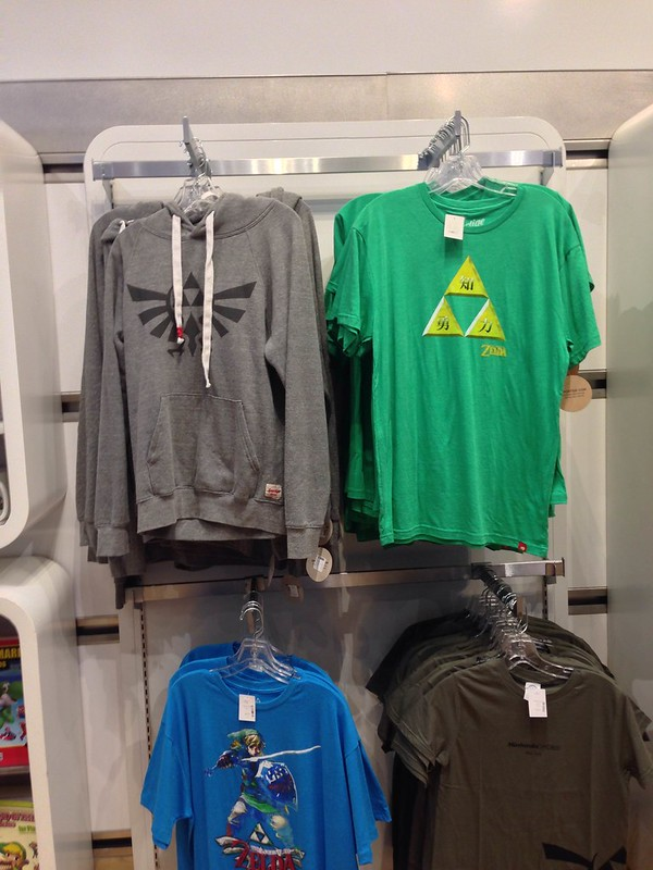 Nintendo World Zelda T-Shirt & Sweatshirt