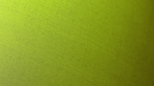 green linen cloth