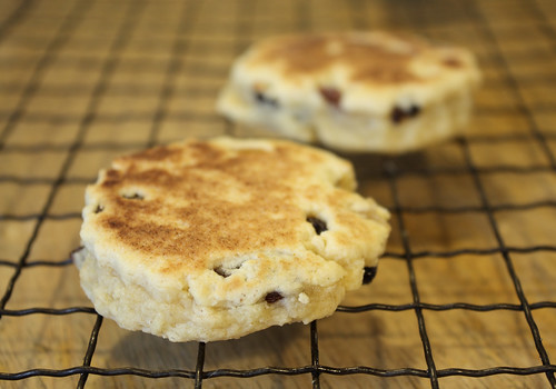 Welsh cakes by Helen in Wales