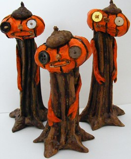 Primitive Pumpkin Stem Fellows