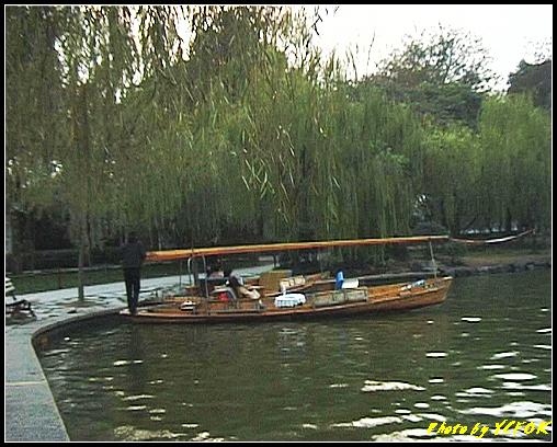 杭州 西湖 (其他景點) - 306 (在西湖十景之 蘇堤 遊湖小艇)