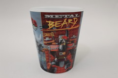 McDonald's The LEGO Movie MetalBeard Cup