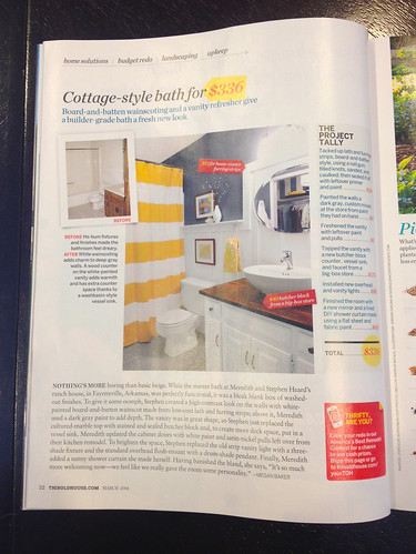 Our Feature in TOH