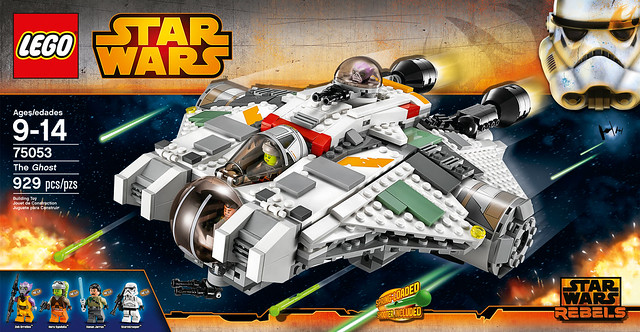 LEGO Star Wars Rebels 75048 - The Phantom