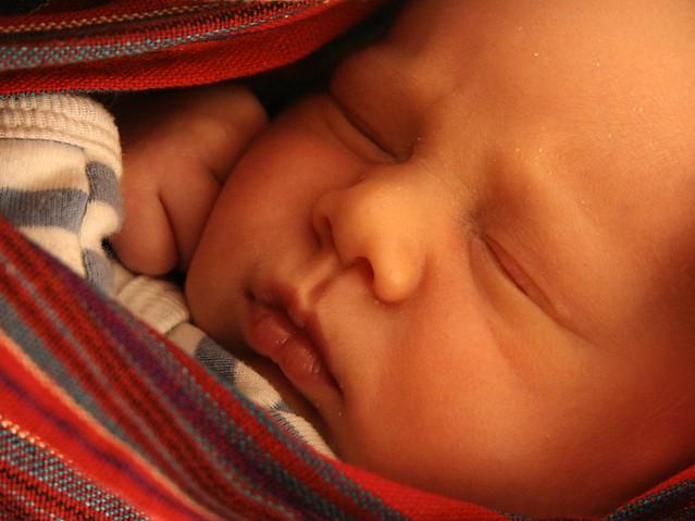 Fascia Porta Bebè Lunga