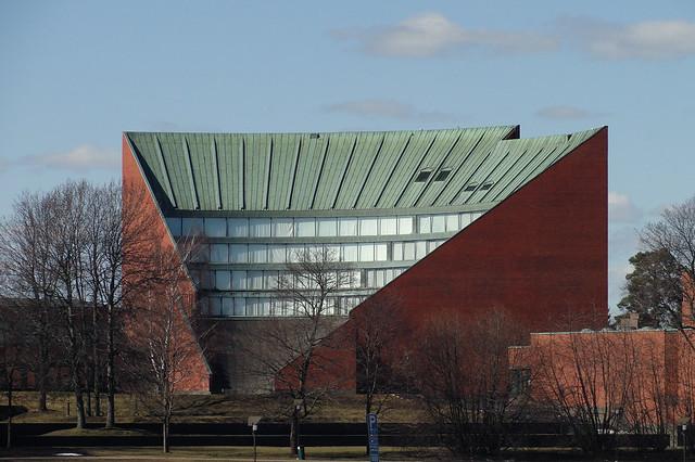 Auditorio de la Universidad Aalto