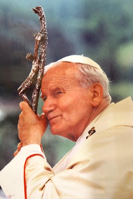 Luxembourg-5151 - Pope John Paul II